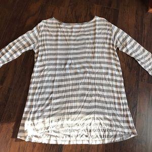Gap basic striped shirt